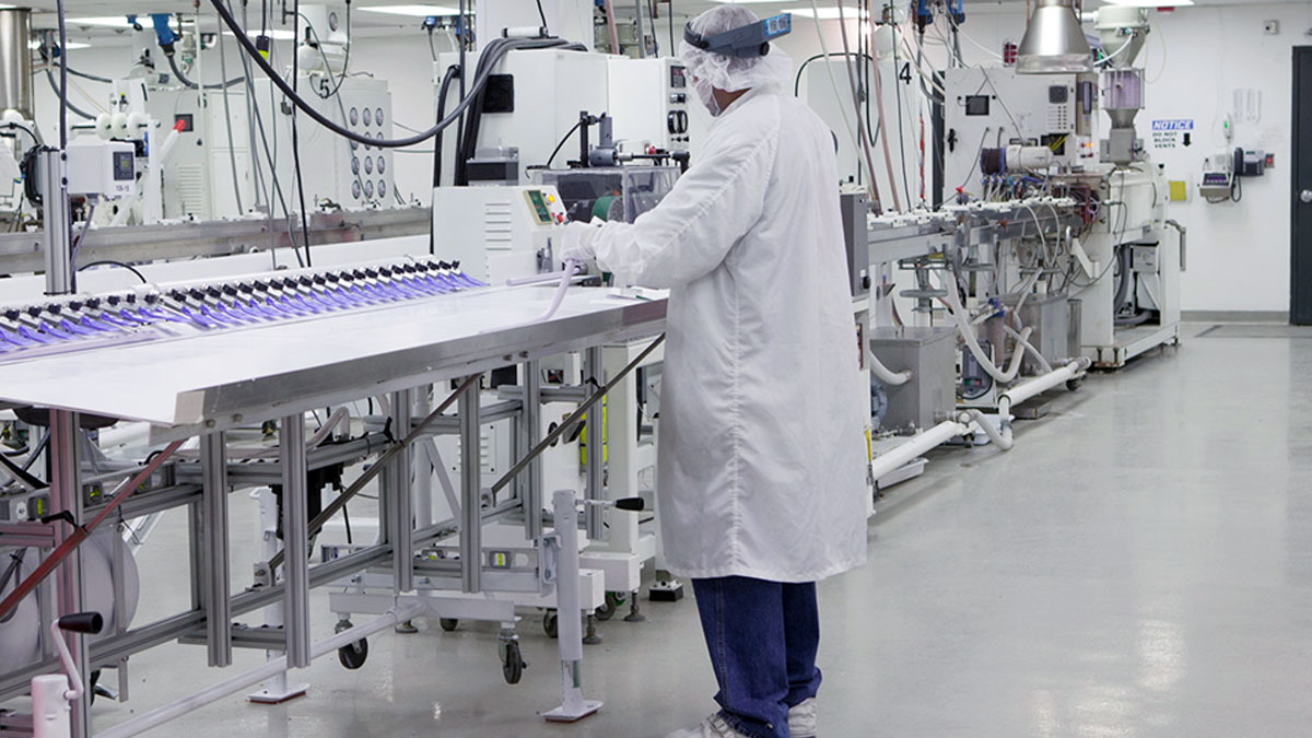 A Stronger Supply Chain Stryker Tying Process Vendors To Medaccred Wire Harness Manufacturing Related Content