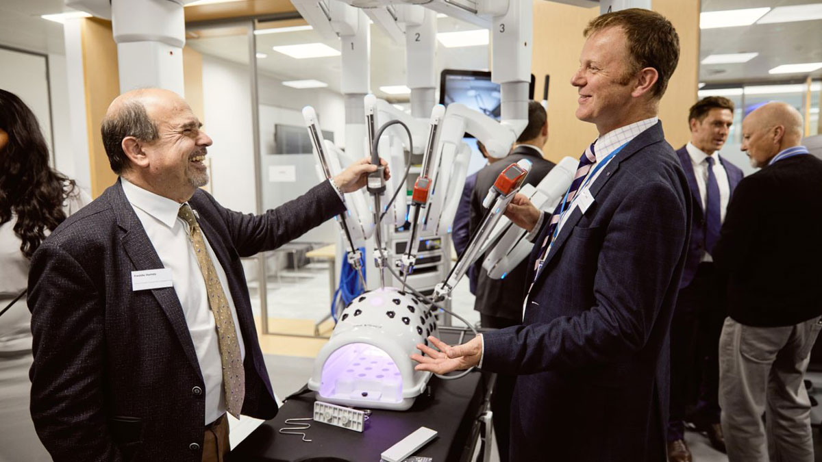 Intuitive Surgical Oxfordshire