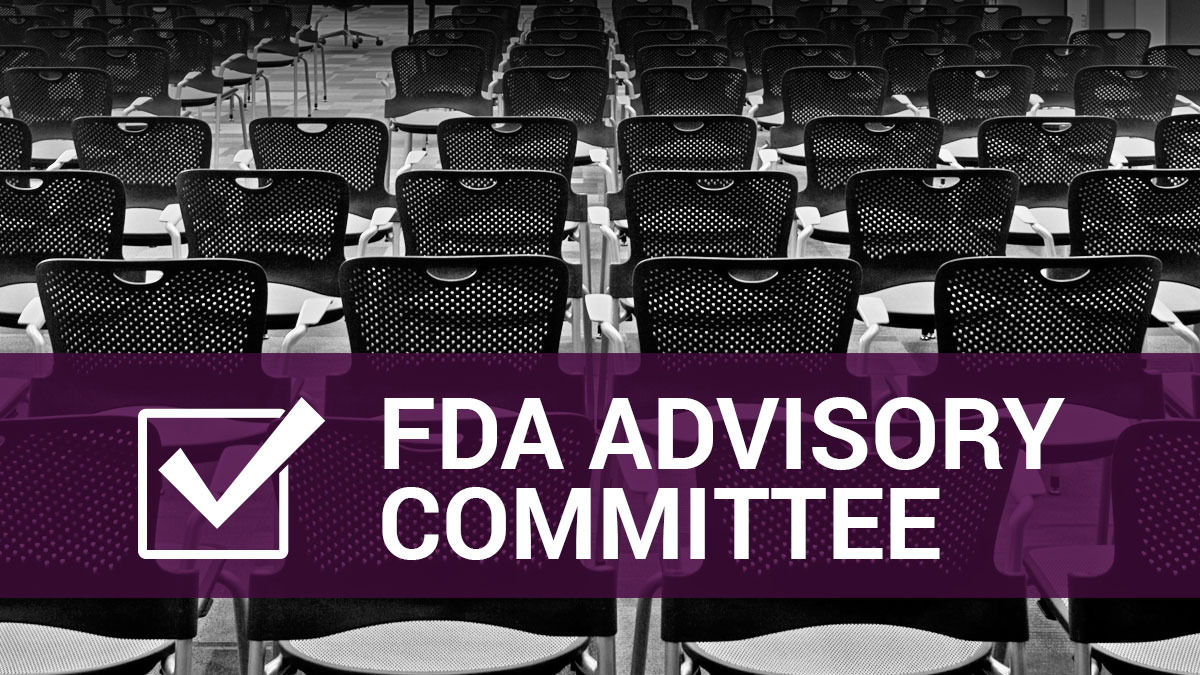 FDA Advisory Committee Feature image