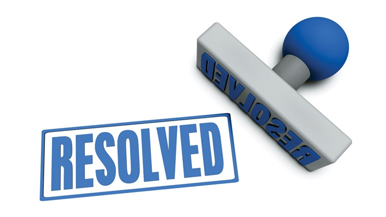 Resolved Rubber Stamp