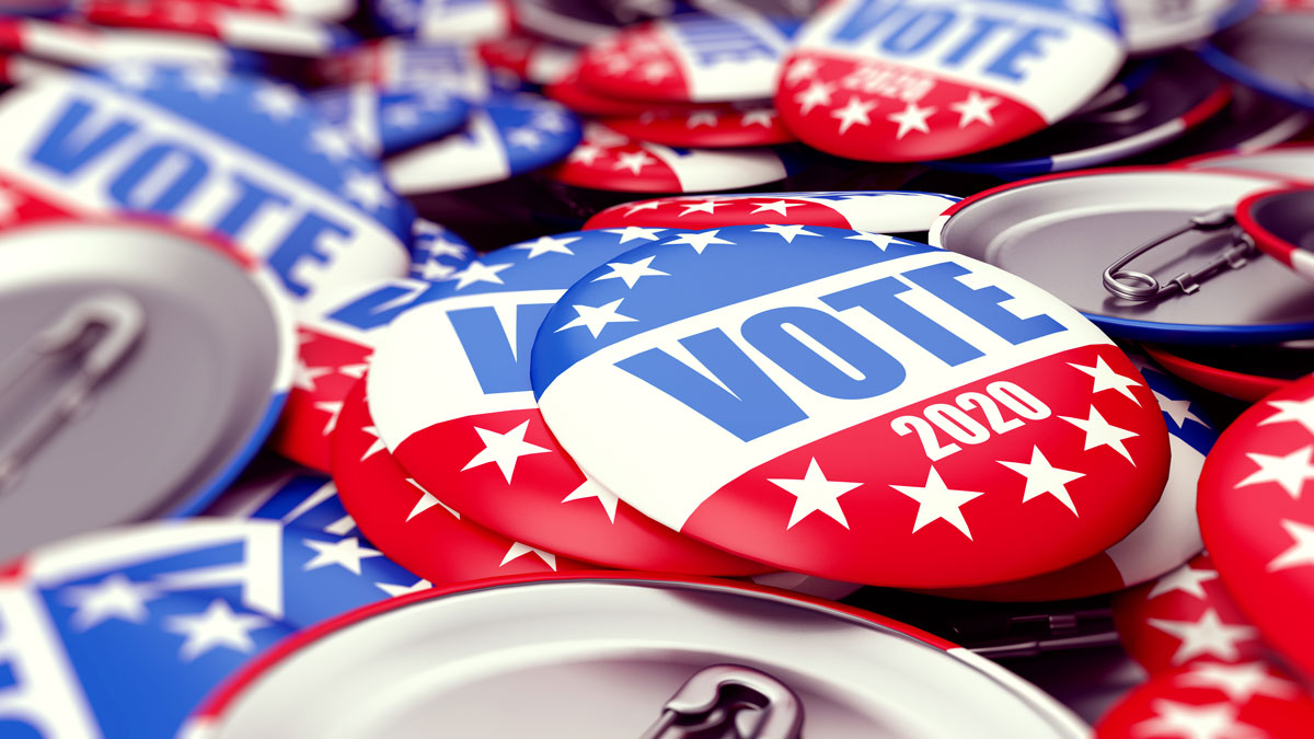 US Election 2020: Here's Who Industry's Donating To